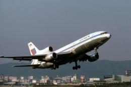 伊丹空港 - Osaka International Airport [ITM/RJOO]で撮影されたユナイテッド航空 - United Airlines [UA/UAL]の航空機写真