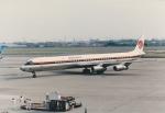 ドリームクルーザーさんが、伊丹空港で撮影した日本アジア航空 DC-8-61の航空フォト(写真)