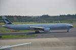 倉科なりたさんが、成田国際空港で撮影したキャセイパシフィック航空 777-367の航空フォト(写真)