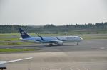 倉科なりたさんが、成田国際空港で撮影したデルタ航空 767-332/ERの航空フォト(写真)