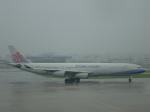 福岡空港 - Fukuoka Airport [FUK/RJFF]で撮影されたチャイナエアライン - China Airlines [CI/CAL]の航空機写真