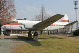 なぁちゃんさんが、福岡空港で撮影した日本国内航空 DH.114 Heron 1Bの航空フォト(飛行機 写真・画像)