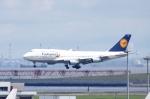 SKYLINEさんが、羽田空港で撮影したルフトハンザドイツ航空 747-430の航空フォト(写真)