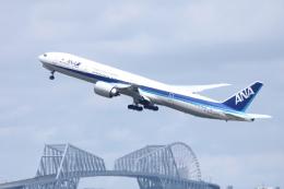 SKYLINEさんが、羽田空港で撮影した全日空 777-381/ERの航空フォト(飛行機 写真・画像)