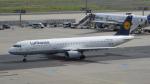 誘喜さんが、フランクフルト国際空港で撮影したルフトハンザドイツ航空 A321-131の航空フォト(飛行機 写真・画像)