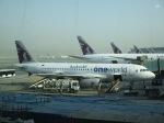 uhfxさんが、ドーハ・ハマド国際空港で撮影したカタール航空 A320-232の航空フォト(飛行機 写真・画像)
