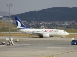 uhfxさんが、サビハ・ギョクチェン国際空港で撮影したアナドルジェット 737-73Vの航空フォト(飛行機 写真・画像)