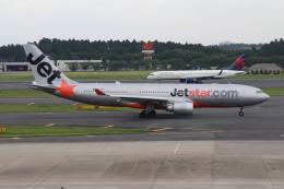 bb212さんが、成田国際空港で撮影したジェットスター A330-202の航空フォト(飛行機 写真・画像)