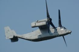 KRN6035さんが、厚木飛行場で撮影したアメリカ海兵隊 MV-22Bの航空フォト(写真)