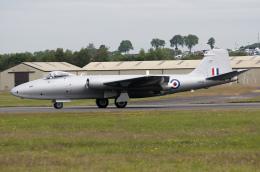 eagletさんが、フェアフォード空軍基地で撮影したイギリス空軍 Canberra PR.9の航空フォト(飛行機 写真・画像)