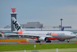 さくらの城南山。さんが、成田国際空港で撮影したジェットスター A330-202の航空フォト(飛行機 写真・画像)