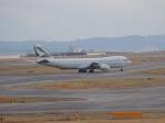 ハピネスさんが、関西国際空港で撮影したキャセイパシフィック航空 747-867F/SCDの航空フォト(飛行機 写真・画像)