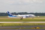 jombohさんが、デュッセルドルフ国際空港で撮影した全日空 787-8 Dreamlinerの航空フォト(写真)