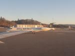 Ken.Uさんが、ベルゲン空港で撮影したシティ・エアライン ERJ-145EUの航空フォト(写真)