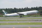 ANA744Foreverさんが、成田国際空港で撮影したキャセイパシフィック航空 777-367の航空フォト(写真)