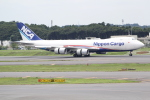 ANA744Foreverさんが、成田国際空港で撮影した日本貨物航空 747-8KZF/SCDの航空フォト(写真)