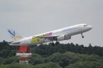 ANA744Foreverさんが、成田国際空港で撮影したバニラエア A320-211の航空フォト(写真)