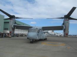 FY1030さんが、札幌飛行場で撮影したアメリカ海兵隊 MV-22Bの航空フォト(写真)