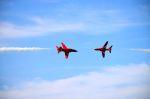 gomaさんが、ファンボロー空港で撮影したイギリス空軍 BAe Hawk T1Aの航空フォト(写真)