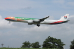 SKYLINEさんが、成田国際空港で撮影した中国東方航空 A340-642の航空フォト(飛行機 写真・画像)