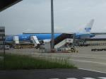 シフォンさんが、福岡空港で撮影したKLMオランダ航空 777-206/ERの航空フォト(写真)