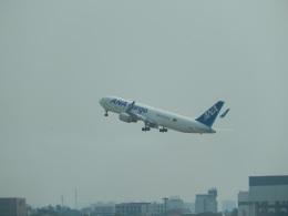 Lee yangさんが、天津浜海国際空港で撮影した全日空 767-316F/ERの航空フォト(飛行機 写真・画像)