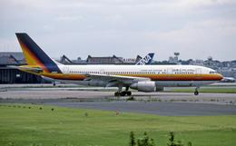 Gambardierさんが、伊丹空港で撮影した日本エアシステム A300B4-2C/SCDの航空フォト(飛行機 写真・画像)