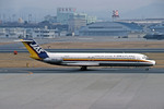 名古屋飛行場 - Nagoya Airport [NKM/RJNA]で撮影された日本エアシステム - Japan Air System [JD/JAS]の航空機写真