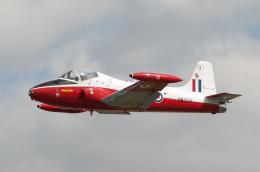 eagletさんが、フェアフォード空軍基地で撮影したイギリス空軍 Jet Provost T.1の航空フォト(飛行機 写真・画像)