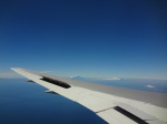 Shin-chanさんが、駿河湾上空で撮影した日本航空 767-346の航空フォト(写真)