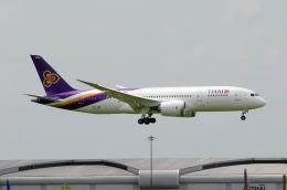 スワンナプーム国際空港 - Suvarnabhumi International Airport [BKK/VTBS]で撮影されたタイ国際航空 - Thai Airways International [TG/THA]の航空機写真