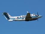 月明さんが、札幌飛行場で撮影した海上保安庁 B300の航空フォト(飛行機 写真・画像)