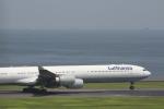 JA8957-JA8956さんが、羽田空港で撮影したルフトハンザドイツ航空 A340-642の航空フォト(写真)