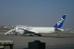 SKY☆101さんが、大連周水子国際空港で撮影した全日空 767-381/ER(BCF)の航空フォト(写真)