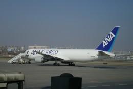 SKY☆101さんが、大連周水子国際空港で撮影した全日空 767-381/ER(BCF)の航空フォト(飛行機 写真・画像)