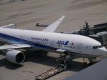katsuakiさんが、羽田空港で撮影した全日空 777-381/ERの航空フォト(飛行機 写真・画像)