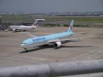 katsuakiさんが、羽田空港で撮影した大韓航空 777-3B5の航空フォト(飛行機 写真・画像)