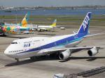 DREDSさんが、羽田空港で撮影した全日空 747-481(D)の航空フォト(写真)