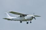 パンダさんが、成田国際空港で撮影した日本エアロスペース T206H Turbo Stationairの航空フォト(写真)