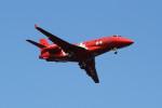 utarou on NRTさんが、羽田空港で撮影した金鹿航空 Gulfstream G200の航空フォト(写真)