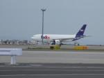 uhfxさんが、関西国際空港で撮影したフェデックス・エクスプレス A310-324(F)の航空フォト(飛行機 写真・画像)