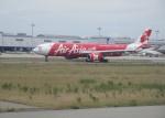 uhfxさんが、関西国際空港で撮影したエアアジア・エックス A330-343Xの航空フォト(飛行機 写真・画像)
