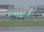 uhfxさんが、福岡空港で撮影したフジドリームエアラインズ ERJ-170-100 SU (ERJ-170SU)の航空フォト(飛行機 写真・画像)