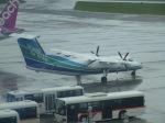 uhfxさんが、福岡空港で撮影したオリエンタルエアブリッジ DHC-8-201Q Dash 8の航空フォト(飛行機 写真・画像)