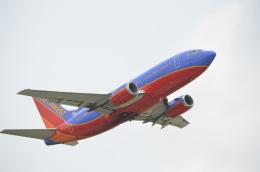 brasovさんが、ウィリアム・P・ホビー空港で撮影したサウスウェスト航空 737-5H4の航空フォト(飛行機 写真・画像)