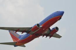 brasovさんが、ウィリアム・P・ホビー空港で撮影したサウスウェスト航空 737-7H4の航空フォト(飛行機 写真・画像)