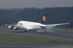 SKYLINEさんが、成田国際空港で撮影したルフトハンザドイツ航空 A380-841の航空フォト(写真)