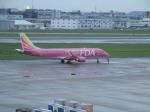uhfxさんが、福岡空港で撮影したフジドリームエアラインズ ERJ-170-200 (ERJ-175STD)の航空フォト(飛行機 写真・画像)