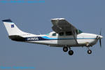 Chofu Spotter Ariaさんが、調布飛行場で撮影したアジア航測 TU206G Turbo Stationair 6の航空フォト(飛行機 写真・画像)