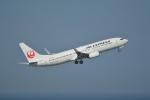 OKさんが、羽田空港で撮影した日本航空 737-846の航空フォト(写真)